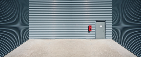 Brandschutztüren – Stahltüren für optimalen Brandschutz