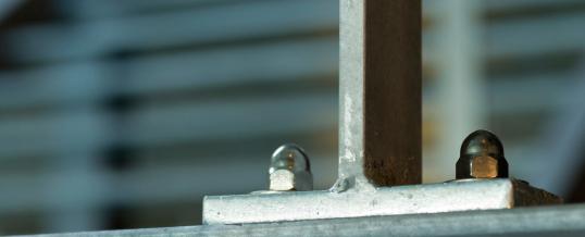 Korrosionsschutz – Verzinken, Beschichten und Lackieren